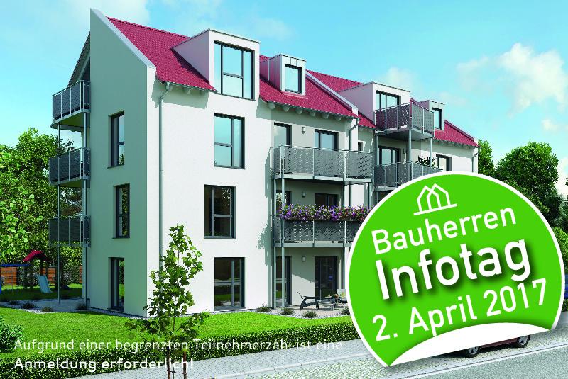 Bauherren-Infotag Holzhaus bauen Ansbach, Nürnberg
