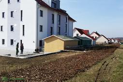 Außenanlagen Rothenburg Lignum
