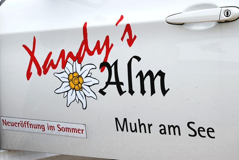 Baufortschritt MohrHolzhaus Xandy's Alm