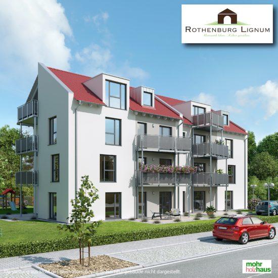 Verkaufsstart Rothenburg Lignum