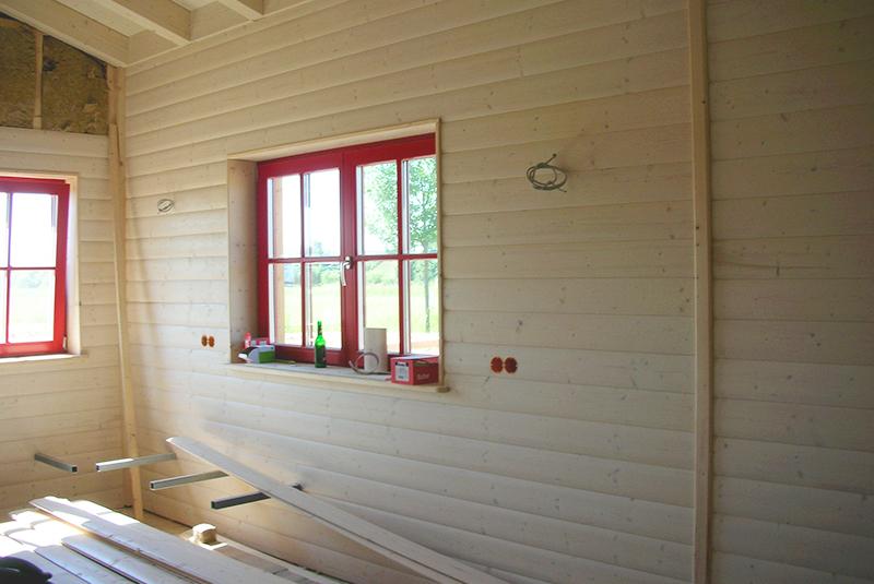 Holzhausbau Xandy's Alm Mohrholzhaus und Zimmerei Mohr Ansbach