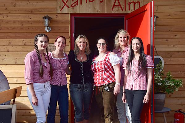 Team Xandy's Alm