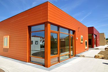 MohrHolzhaus GmbH Referenzen Gewerbebau – Kindergarten Rothenburg