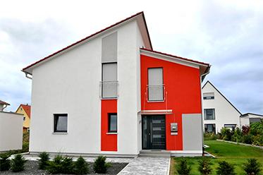 MohrHolzhaus GmbH Referenzen Wohnbau – Einfamilienhaus MODERN