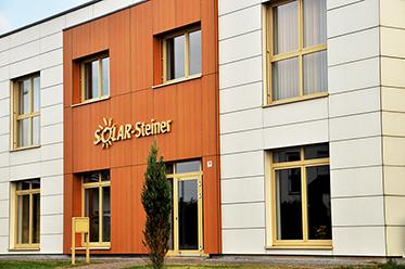 MohrHolzhaus GmbH Referenzen Gewerbebau – Verwaltungsgebäude Steiner