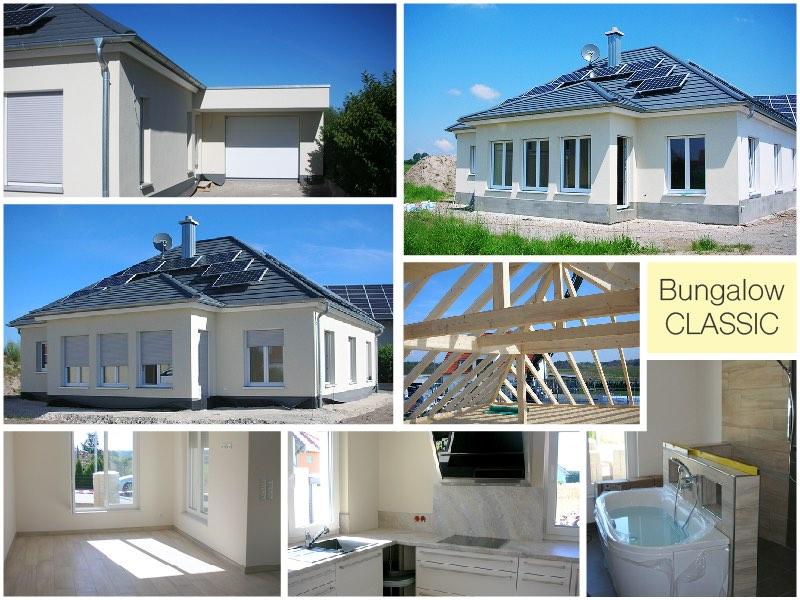 Bungalow Classic Neubau MohrHolzhaus Fertighaus