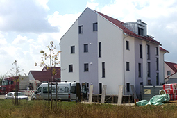 Mehrfamilienhaus in Holzbauweise MohrHolzhaus