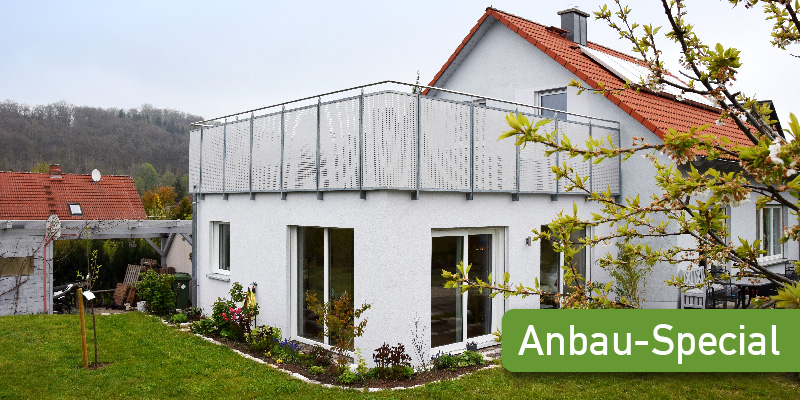 Anbau-Special Ansbach