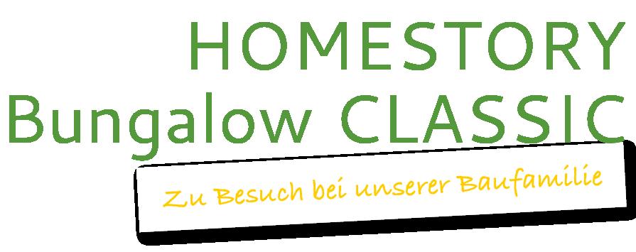 Homestory Bungalow CLASSIC