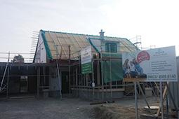 Neubau Holzhaus Rothenburg