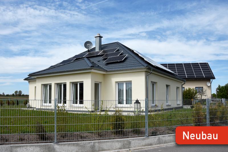 Neubau Holzhäuser