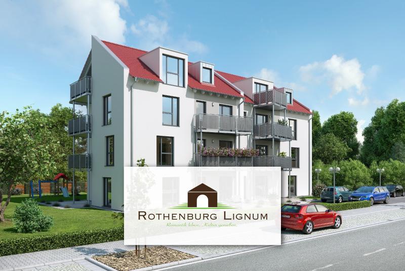 Rothenburg Lignum Wohnungen