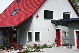 Bauchronik Einfamilienhaus WORK & LIFE Feuchtwangen