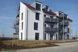 Mehrgeschossiger Wohnungsbau in Holzbauweise Rothenburg Mohrholzhaus