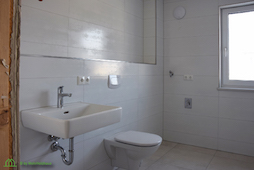 Badezimmer Rothenburg Lignum