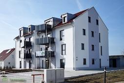 Mehrfamilienhaus Rothenburg Lignum