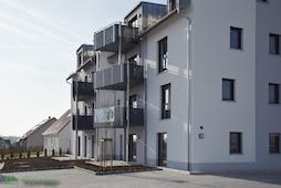 Außenansicht Rothenburg Lignum