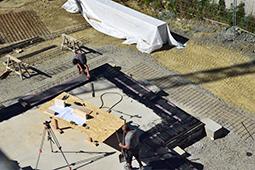 Mehrgeschossiger Holzbau Zimmerei Mohr GmbH Nürnberg, Ansbach, Leutershausen, Rothenburg