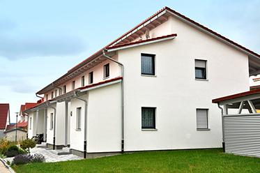 MohrHolzhaus GmbH Reihenhaus Herrieden