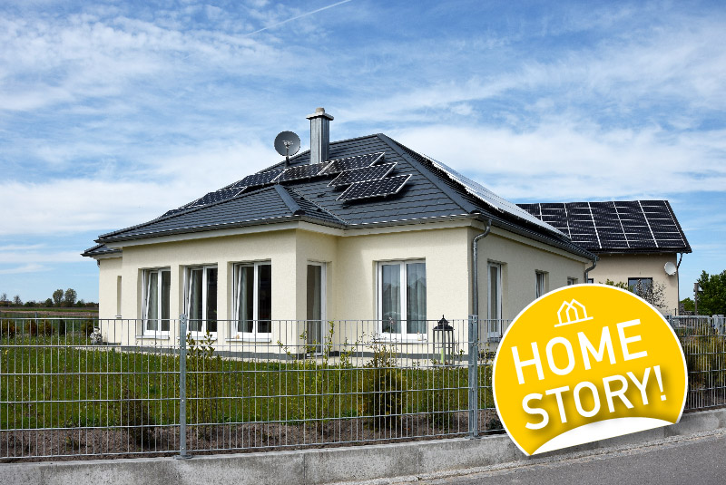 MohrHolzhaus Homestory Bungalow Classic Ansbach
