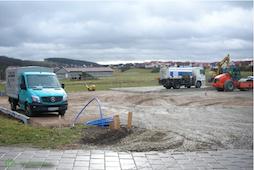 Tagespflege Baustelle in Weihenzell