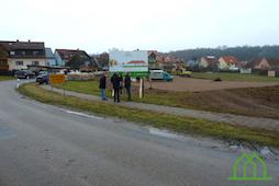 Spatenstich in Weihenzell mit MohrHolzhaus
