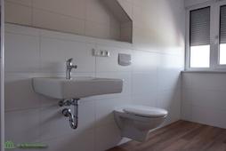 Badezimmer Dachgeschoss Rothenburg Lignum