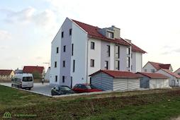 Nordseite Rothenburg Lignum
