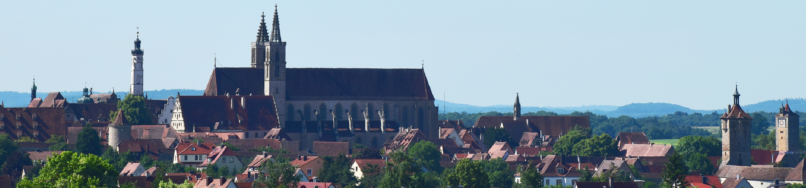 Skyline Rothenburg