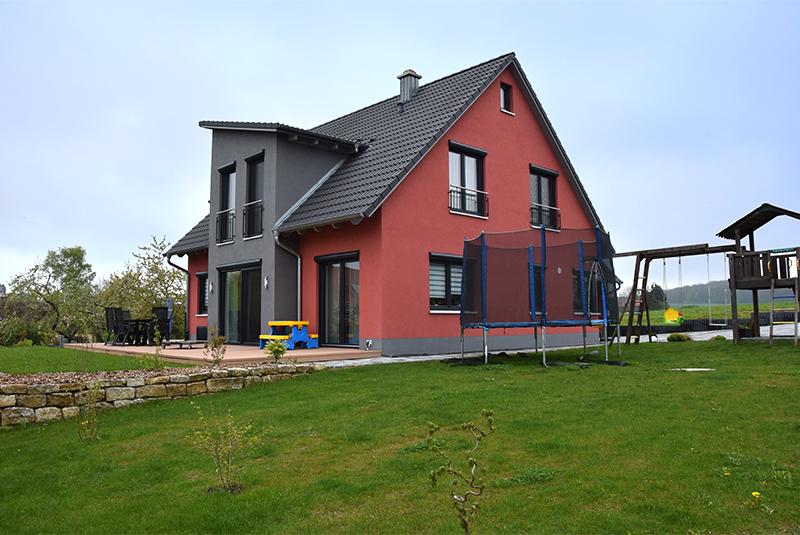 Ausbauhaus Einfamilienhaus Adelshofen
