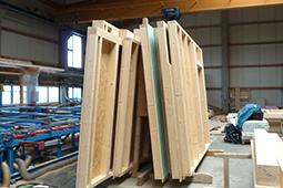 Vorfertigung Holzhaus EXTENSION