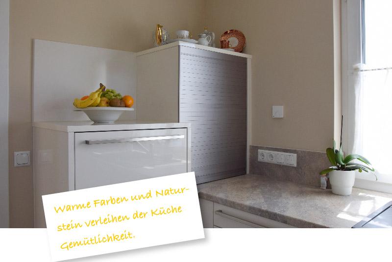 Moderne Küche Bungalow