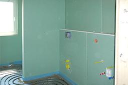 Tagespflege Weihenzell Bad mit Fußbodenheizung