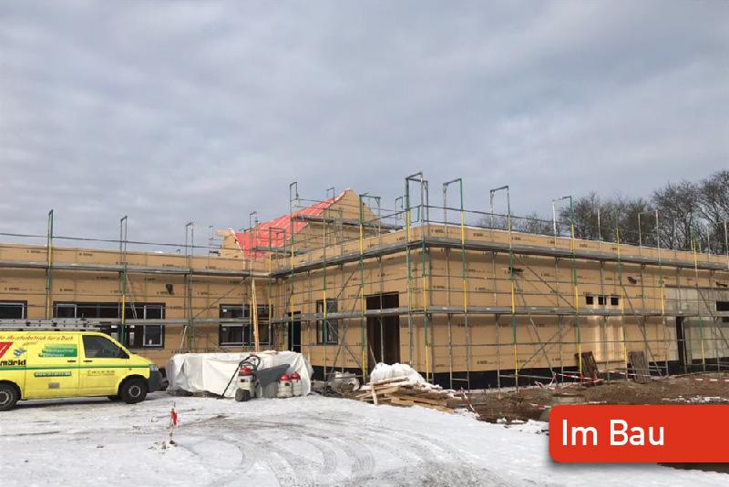 Neubau Verwaltungsgebäude in Fürth